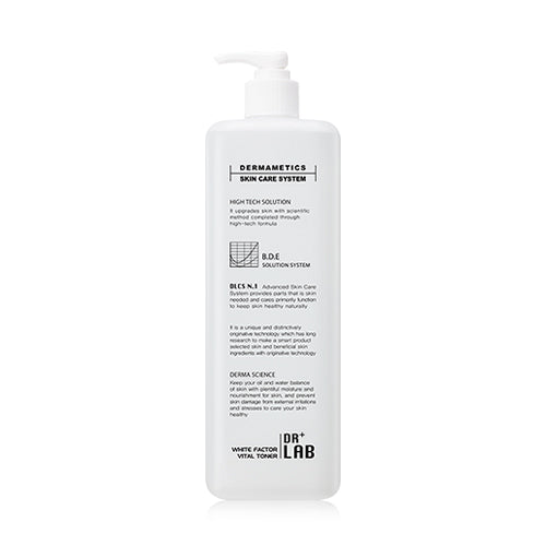 DR+LAB White Factor Vital Toner