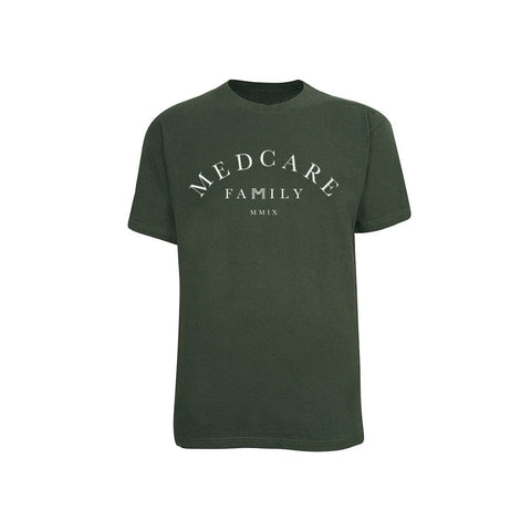 Medcare Family Green Tee