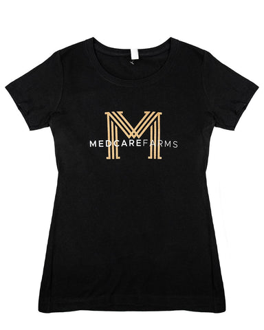 Womens Medcare Copper Print Tee