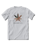 Patriot Leaf Tee (White)