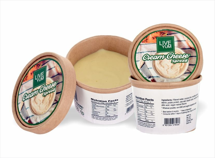 Cream Cheese Spread (200g) | Available for Bangalore delivery only