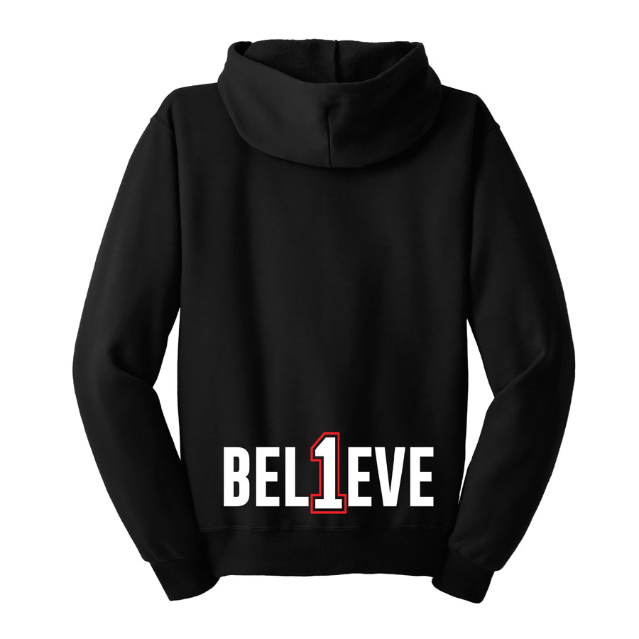 'BEL1EVE' - Lil Monstar Zip Ups