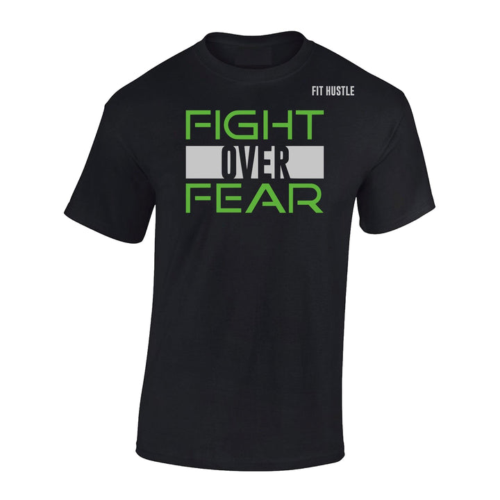 Fight Over Fear 2.0 - Lil Monstar Edition - Black/Green/Grey