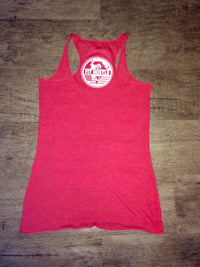 """GOOD VIBES - SPREAD EM"" Women's Racerback Tank"
