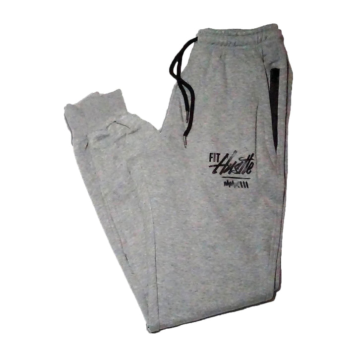 GRAF Men's High Performance Joggers - Heather Grey