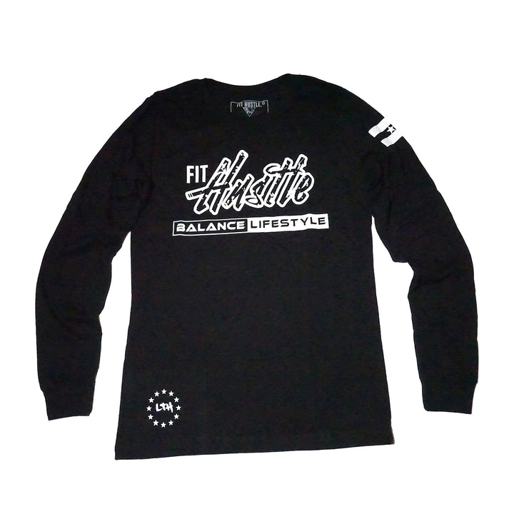 GrafSPLASH Long Sleeve - Black