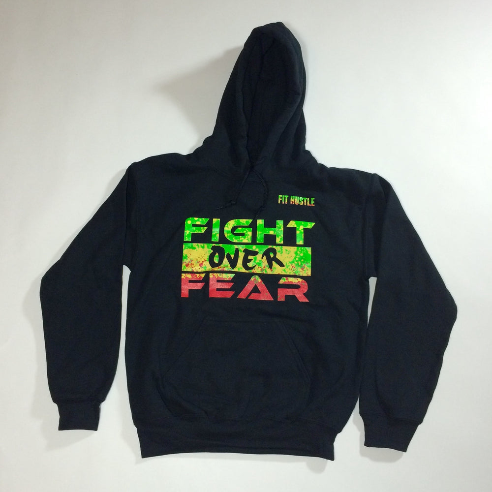 "Rasta ""Fight Over Fear"" Pullover Edition"