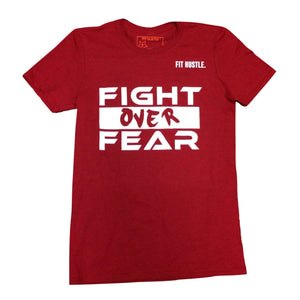Lil Monstar Edition Fight over Fear T-Shirt