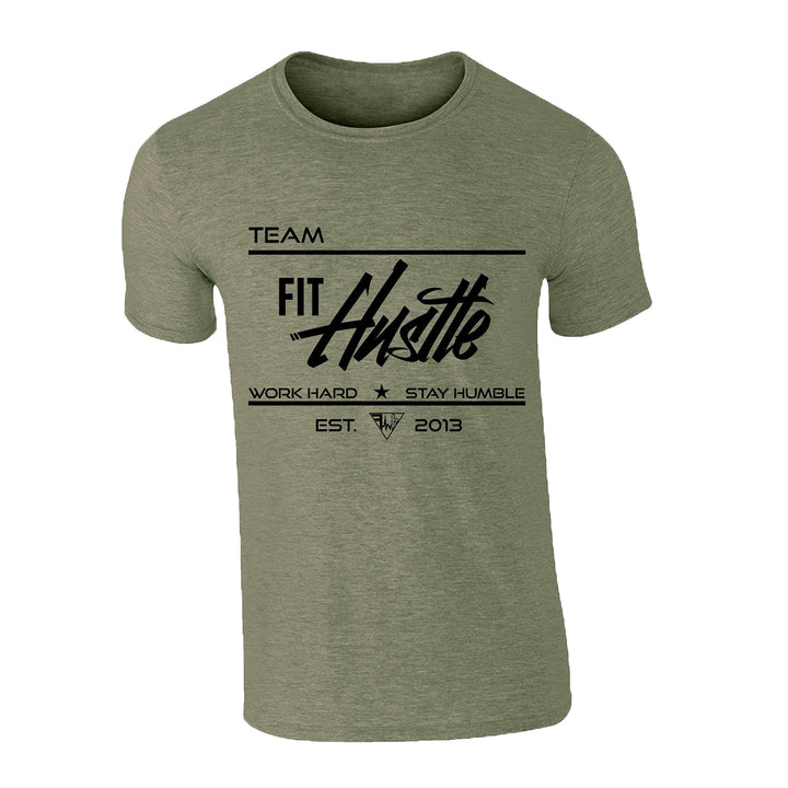 Unisex Team Fit Hustle T-Shirt