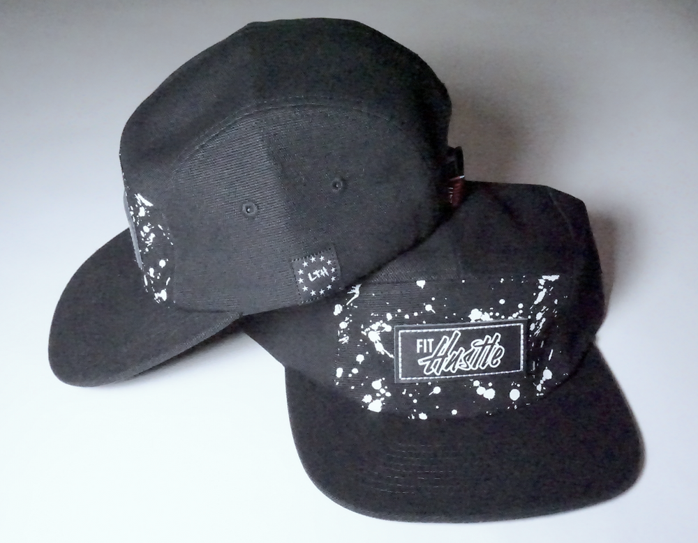 GrafSPLASH 5-Panel Hat