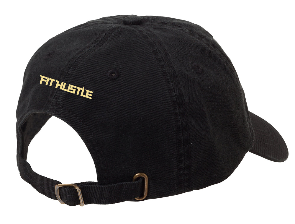 Early Mornings Late Nights - Standard Black/Creme Baseball Hat