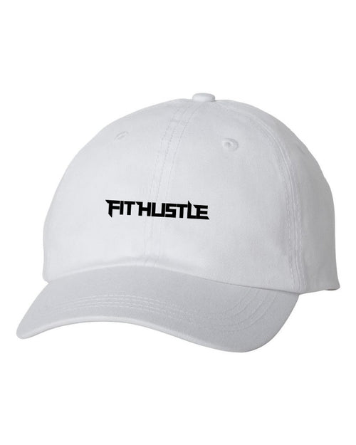 Standard White Baseball Hat