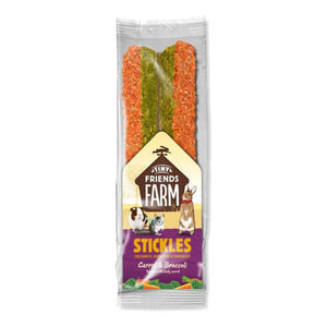 Carrot and Broccoli Stickles