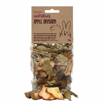 Naturals Apple Orchard packet.