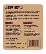 Load image into Gallery viewer, Autumn Harvest product information.