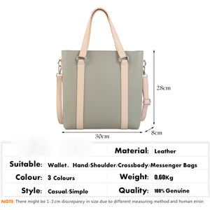 Designer Large Capacity Women Shoulder Bag B471