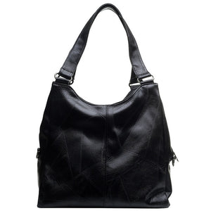 Vintage Luxury Women Tote Bag B125