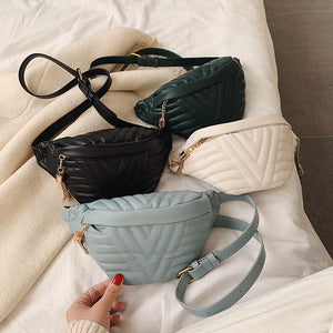 Small Elegant Waist Pack B217