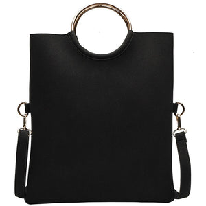 Fashion Large Capacity Shoulder Bag B166