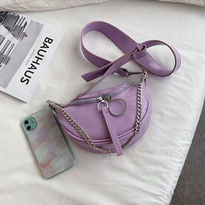 Small Chain Crossbody bag B456