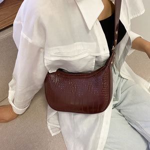 Retro Shoulder Bag For Women B109