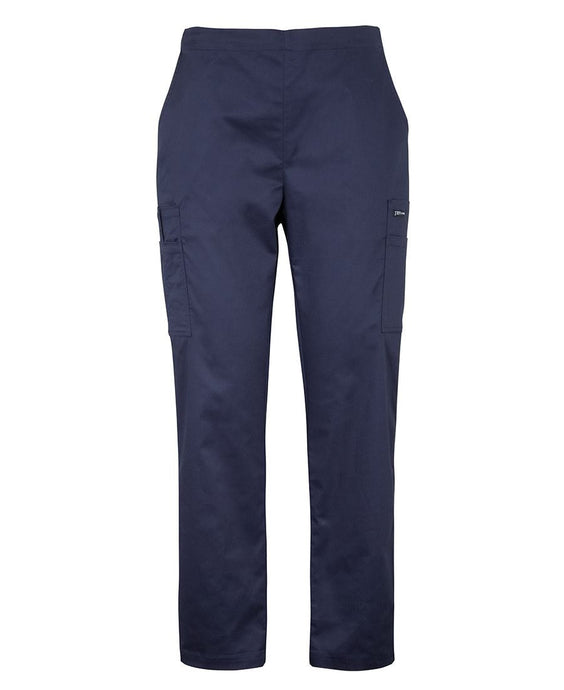 Women's Premium Scrubs Cargo Pants Front View