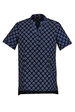 Load image into Gallery viewer, WOMENS FLORENCE DAISY PRINT TUNIC - CS950LS