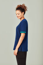Load image into Gallery viewer, Biz Care Scrubs Identifier Teal