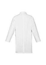 Load image into Gallery viewer, Unisex Lab Coat Back View