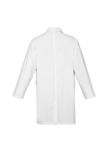 Unisex Lab Coat Back View