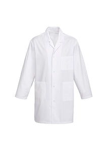 Unisex Lab Coat Front View
