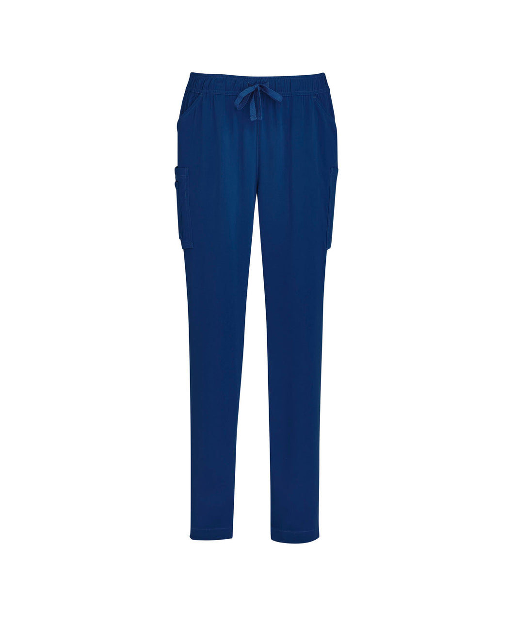 Women's Navy Slim Leg Scrub Pants