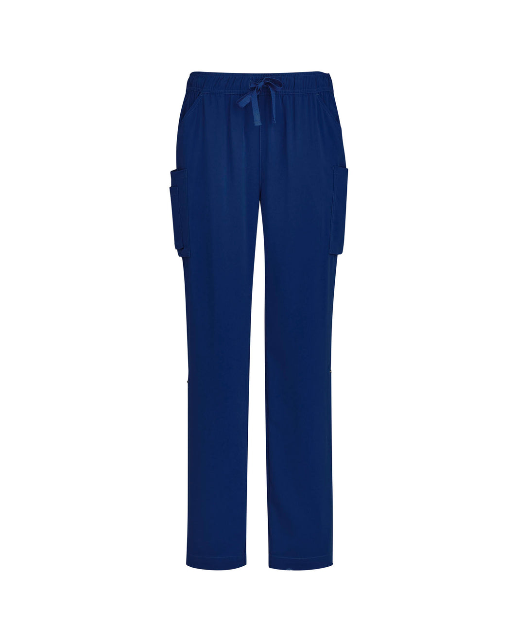 Women's Navy Straight Leg Scrub Pants