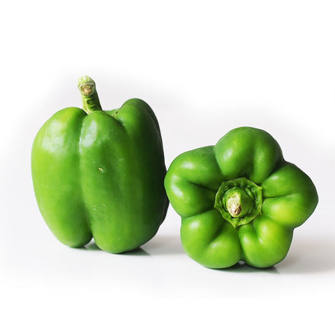 Pack of Green Peppers