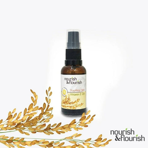 Nourish & Flourish Vitamin E Oil