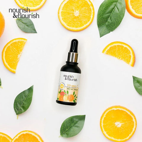 Nourish & Flourish Vitamin C Serum