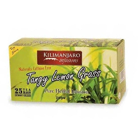 Tangy Lemongrass 25 tea bags