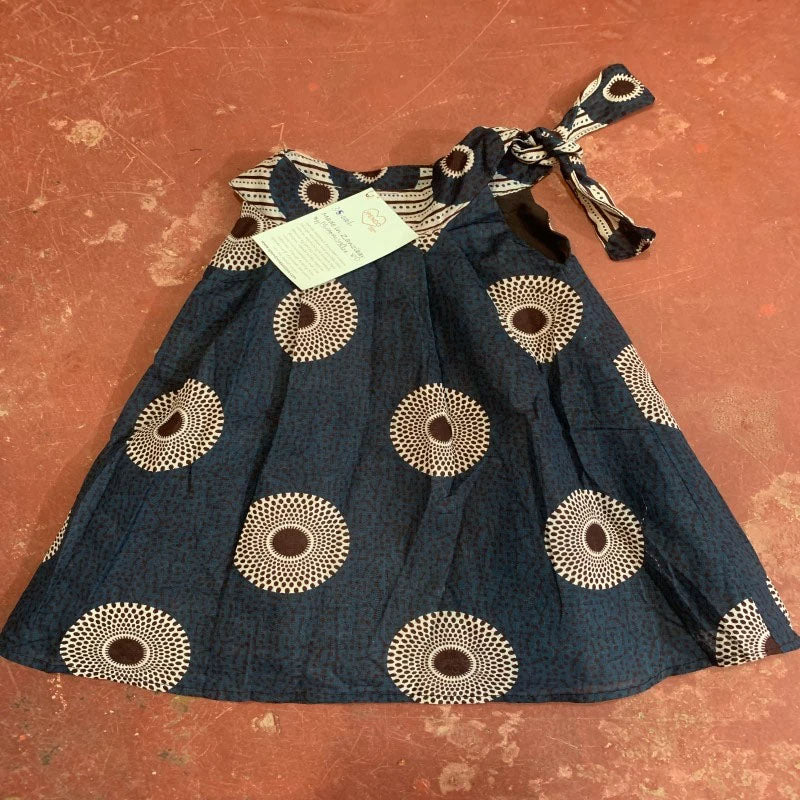Dhelia Children's Dress By Upendo