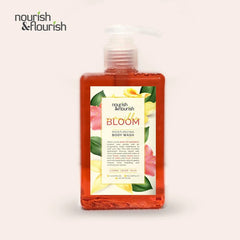 Nourish & Flourish Vanilla Bloom Body Wash