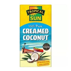 Tropical Sun Creamed Coconut