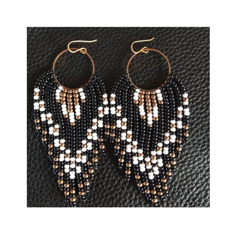 Chihiyo Native Chandelier Earing