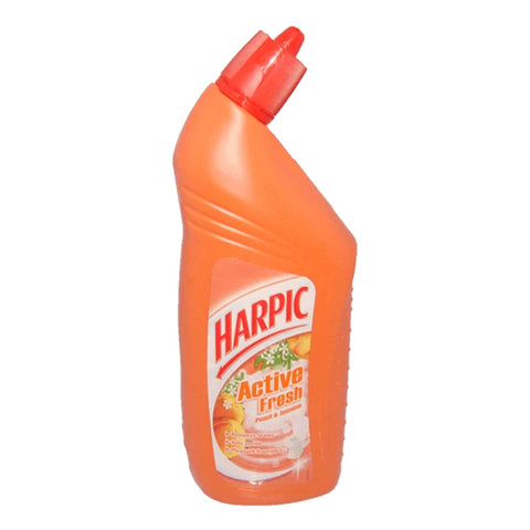 Harpic toilet cleaner Peach&Jasmine 750ml