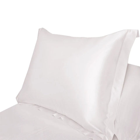 Oxford Pillow Case - White