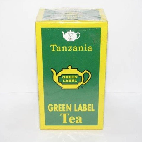 Green Label Tea Leaves 250g