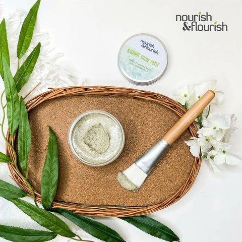 Nourish & Flourish Radiant Glow Mask