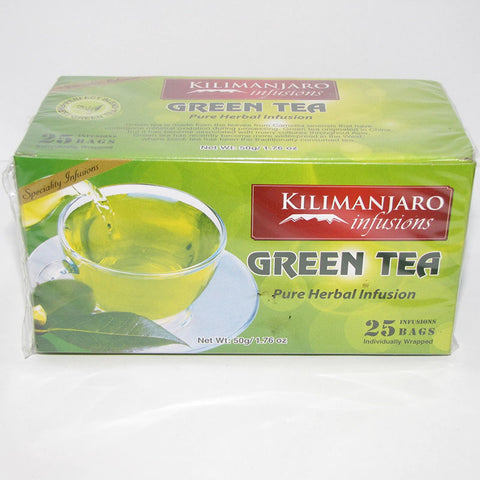 Green Herbal Tea 50g x 25bags