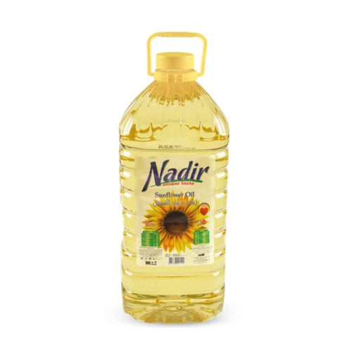 Nadir Sunflower Cooking Oil 5ltr
