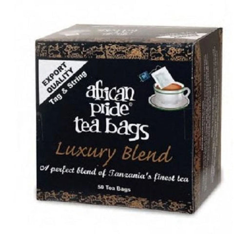 Luxury Blend African Pride 50 tea bags