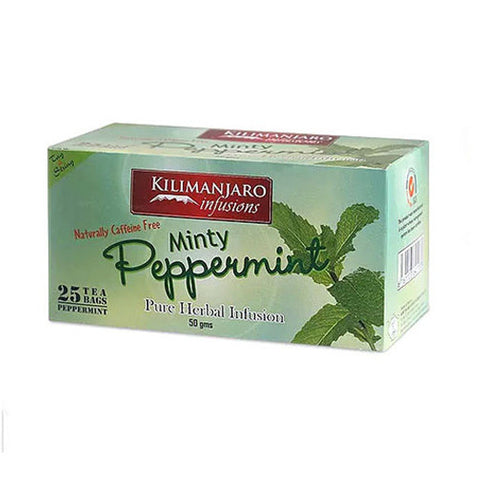 Peppermint 25 tea bags