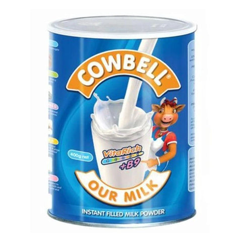 Milk Powder Cowbell 400g